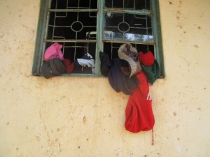 The Water Project : 12-kenya4663-pupils-bring-sweaters-to-keep-warm-in-the-morning
