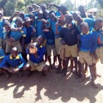 The Water Project: Ematsuli Primary School -  Football Team