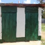 The Water Project: Ibinzo Girls Secondary School -  Latrines