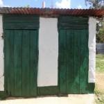 The Water Project: Ibinzo Girls Secondary School -  Latrines