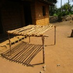 The Water Project: Tombo Bana Community -  Dish Rack