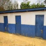 The Water Project: Kulafai Rashideen Primary School -  Latrines