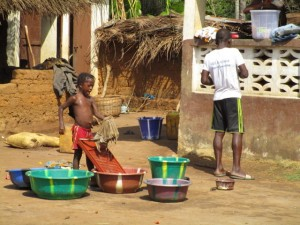 The Water Project : 12-sierraleone5121-community-activity