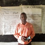 The Water Project: Emmabwi Primary School -  Mr Moses Atieli Teacher In Charge Of Health Club