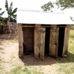 The Water Project: Musunji Primary School -  Latrines