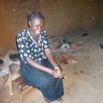 The Water Project : 13-kenya4677-alice-school-cook