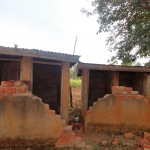 The Water Project: Emulakha Primary School -  Latrines
