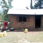 The Water Project: Muhudu Primary School -  Kitchen