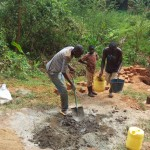 The Water Project : 13-kenya4708-construction