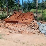 The Water Project: Handidi Community -  Brick Making