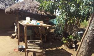 The Water Project : 13-kenya4729-bathing-room