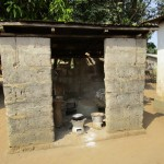 The Water Project: Benke Community, Brima Lane -  Kitchen