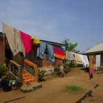 The Water Project: Royema, New Kambees -  Clothesline