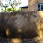 The Water Project: Friends Makuchi Secondary School -  Tank Construction