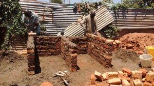The Water Project : 14-kenya4650-latrine-construction