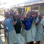 The Water Project: Eshisuru Primary School -  Students