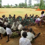 The Water Project: Esibuye Primary School -  Class