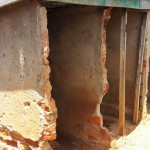 The Water Project: Emukangu Primary School, Butere -  Latrines