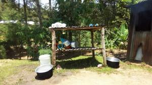 The Water Project : 14-kenya4828-dish-rack