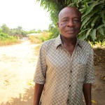 The Water Project: Royema, New Kambees -  Mr Alie Bangura