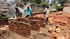 The Water Project : 15-kenya4650-latrine-construction