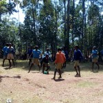 The Water Project: Ematsuli Primary School -  Boys Playing Football