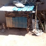 The Water Project: Handidi Community -  Dog Kennel