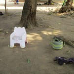The Water Project: Benke Community, Turay Street -  Toddler Toilet