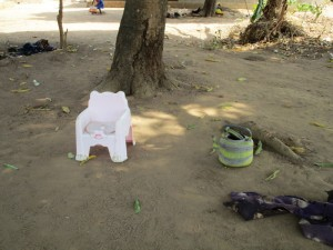 The Water Project:  Toddler Toilet