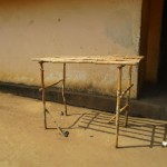 The Water Project: Benke Community, Brima Lane -  Dish Rack