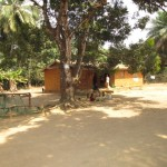 The Water Project: Kulafai Rashideen Primary School -  Household Compound