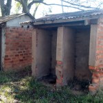 The Water Project: Ematsuli Primary School -  Latrines