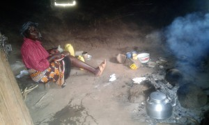 The Water Project : 16-kenya4670-cook-in-the-kitchen