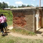 The Water Project: Maganyi Primary School -  Boys Urinal