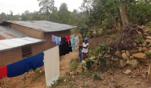 The Water Project:  Washing And Drying