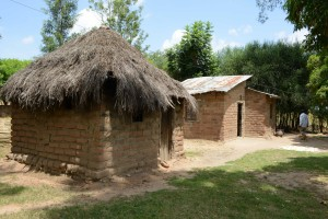 The Water Project : 16-kenya4782-family-one-household