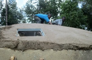 The Water Project : 17-kenya4641-tank-construction