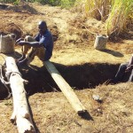 The Water Project : 17-kenya4647-latrine-pit