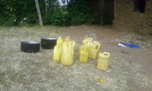 The Water Project : 17-kenya4670-water-containers