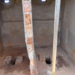 The Water Project: Emukangu Primary School -  Latrines