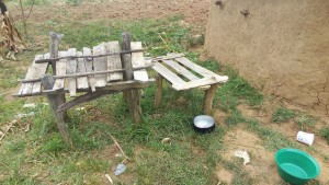 The Water Project : 17-kenya4754-dish-rack
