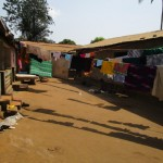 The Water Project: Benke Community, Brima Lane -  Clothesline