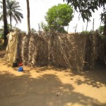 The Water Project: Kulafai Rashideen Primary School -  Community Latrine