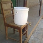 The Water Project: Bishop Sulumeti Girls Secondary School -  Hand Washing Station
