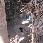 The Water Project: Tombo Bana Community -  Latrine
