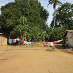 The Water Project: Kafunka Community -  Clothesline