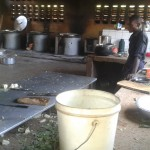 The Water Project: Bishop Sulumeti Girls Secondary School -  Kitchen