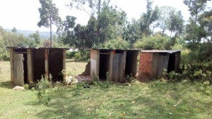 The Water Project:  Unusable Latrines