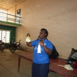 The Water Project: Tintafor, Police Barracks C-Line Community -  Training