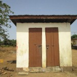 The Water Project: Kitonki Community, War Wounded Camp -  Latrine